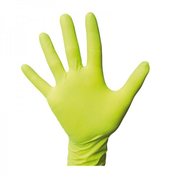Monoart Latex Gloves cedro   XS