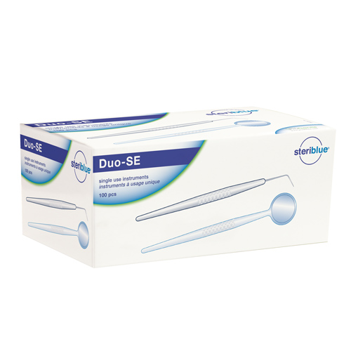 Sterile Dental Set, 100 Sets