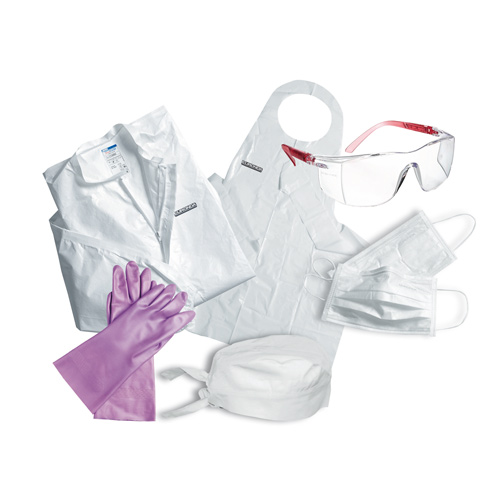 """Infection Control Kit"" Infection Protection Clothing"