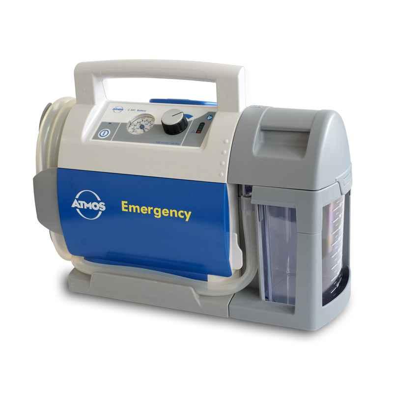 Aspirator ATMOS C 341 Battery