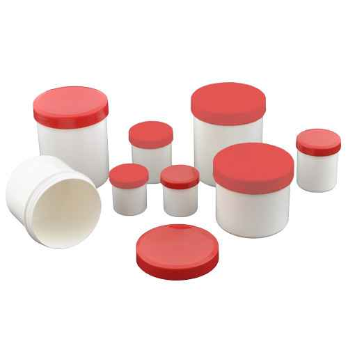Sample Cup with Lid, for Creams