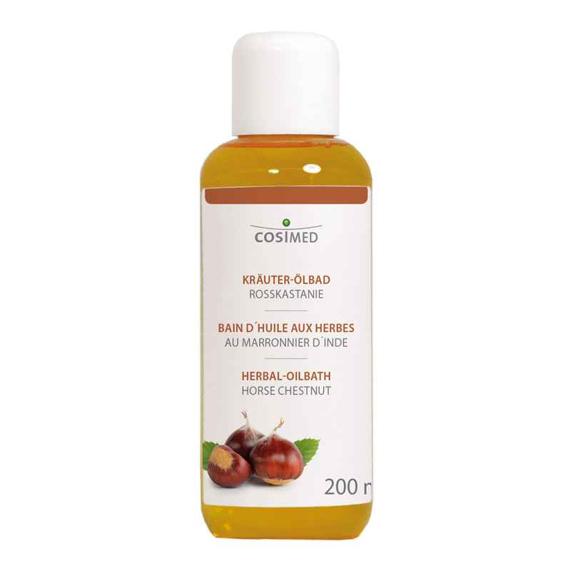 Herbal Bath Oil, Chestnut