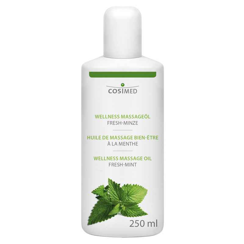 Wellness Massage Oil Fresh Mint