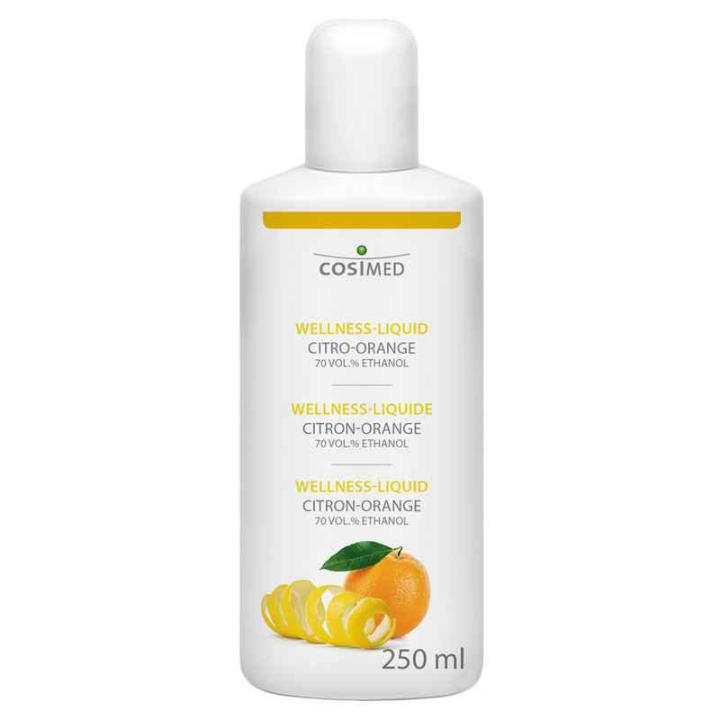 Wellness Liquid, Citro-Orange