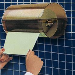 Tork Advanced Towel Rolls, Green