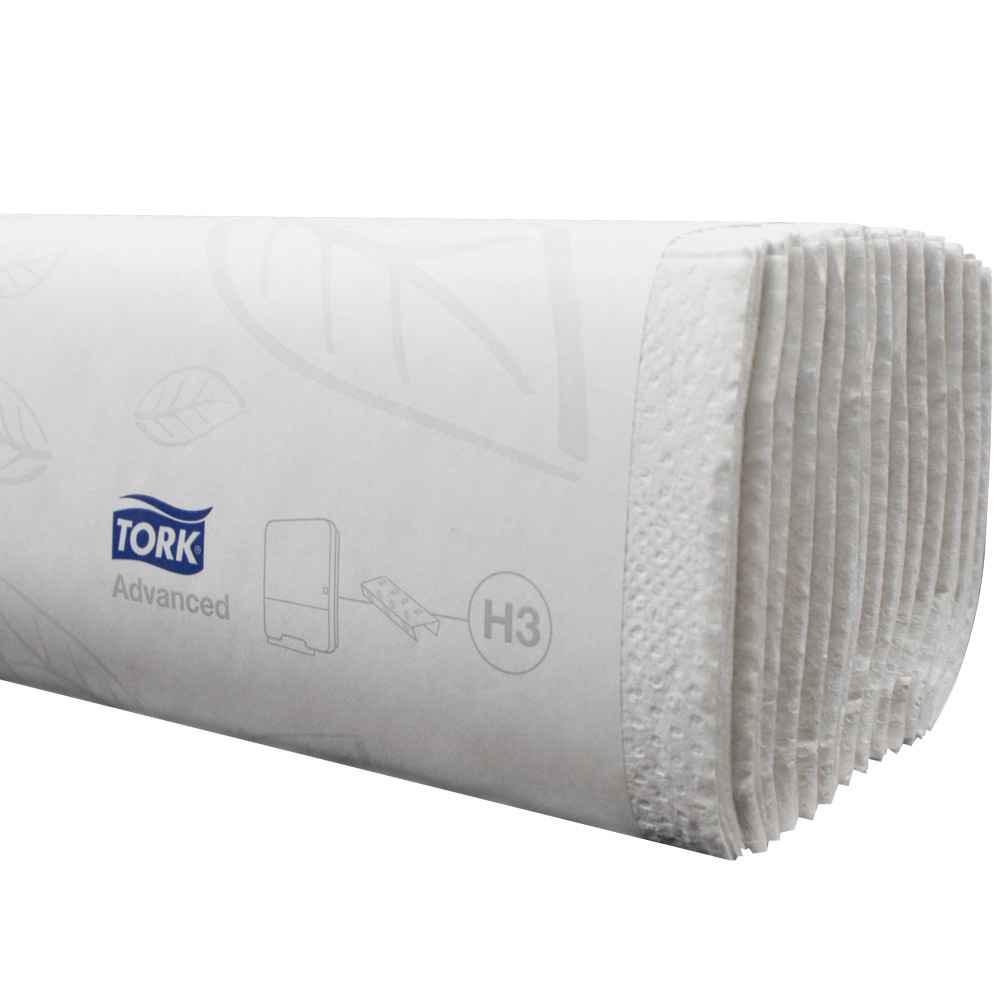 Tork Advanced Folded Paper Towels, 2-ply