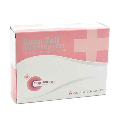Accu-Tell Rapid FOB Test, 20 pcs.