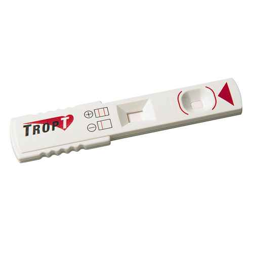 TropT sensitive, Rapid Troponin T Test