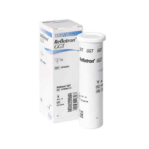 Reflotron Test Strips for GGT