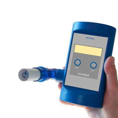 HydroCheck H2 breath test device, starter set