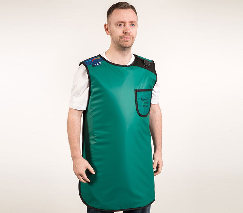 X-Ray Apron with Hip Strap