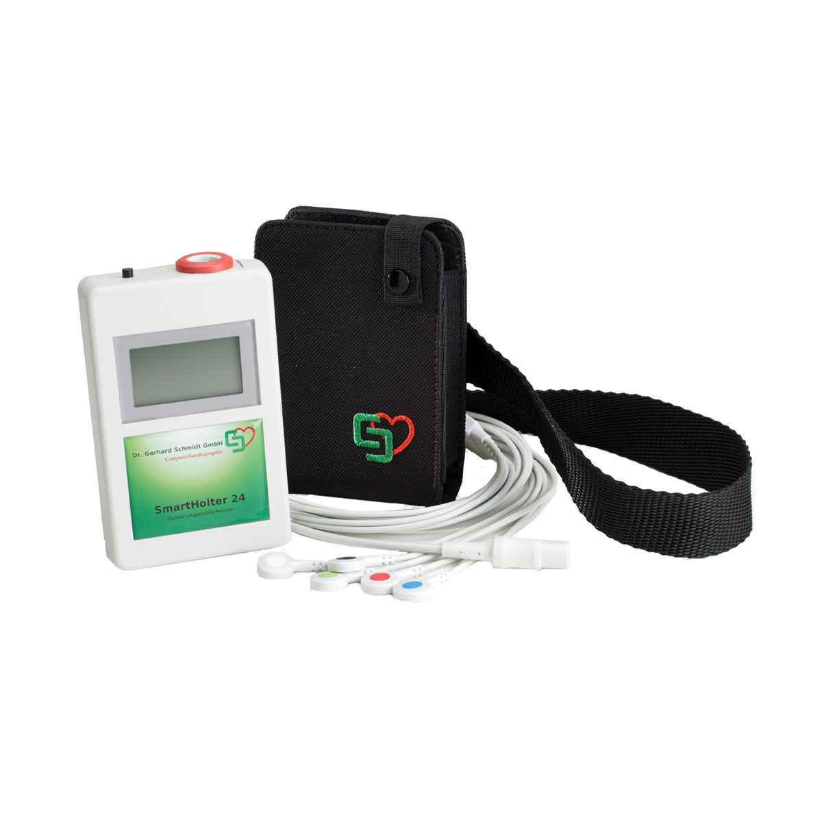 SmartHolter24 Holter ECG Device