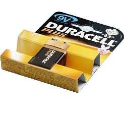 9 Volt rechargeable battery