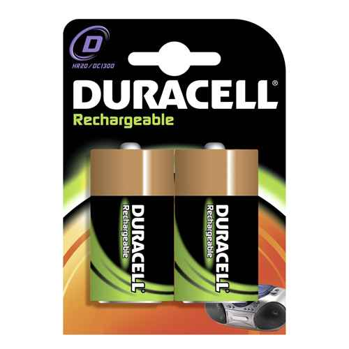 D cell, rechargeable battery