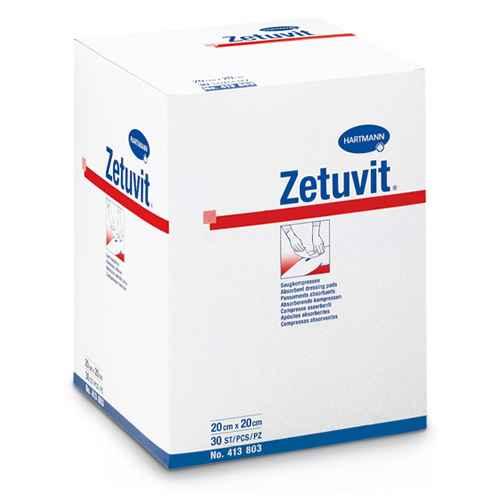 Zetuvit Sterile Absorbent Compresses