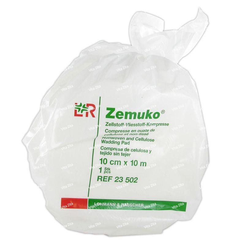 Zemuko Compresses, Sterile
