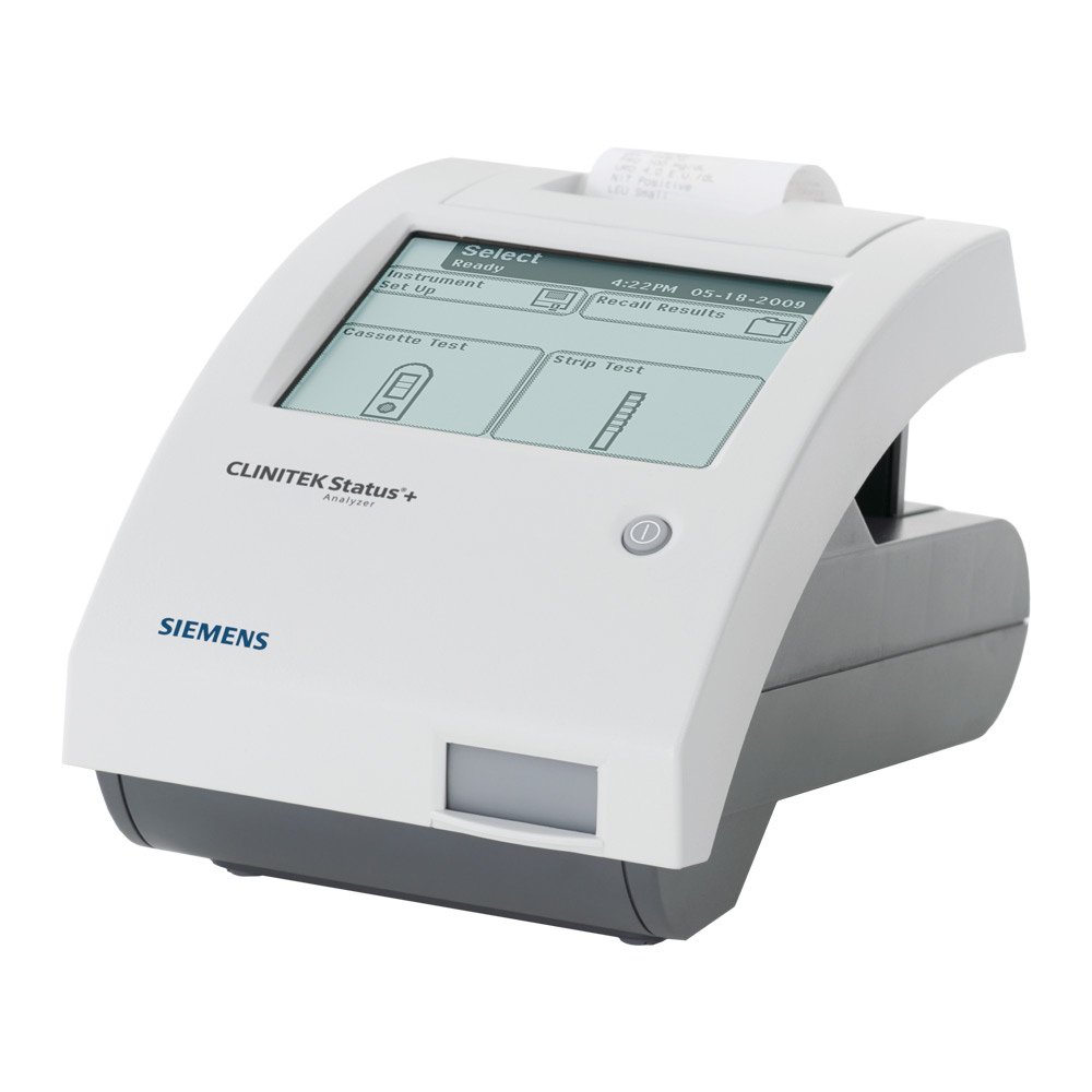 Clinitek Status + Urine Analyser