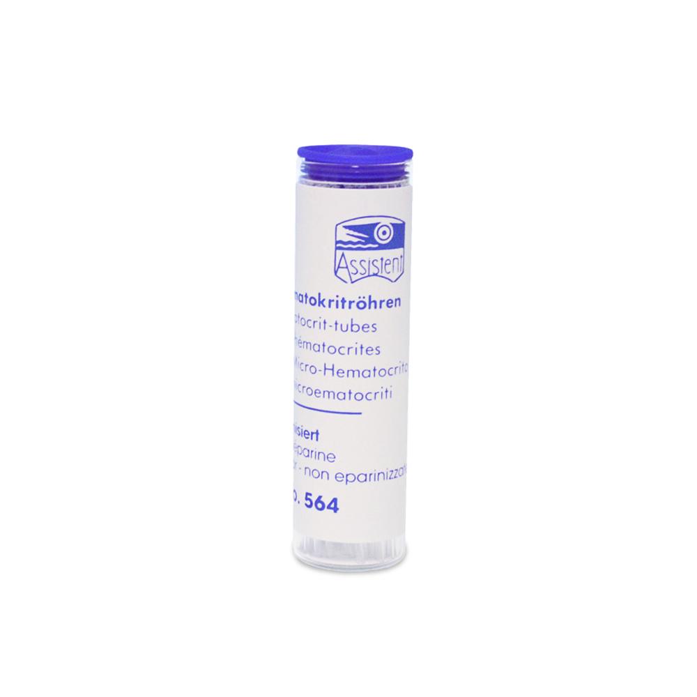 Non-Heparinised Haematocrit Capillary Tubes