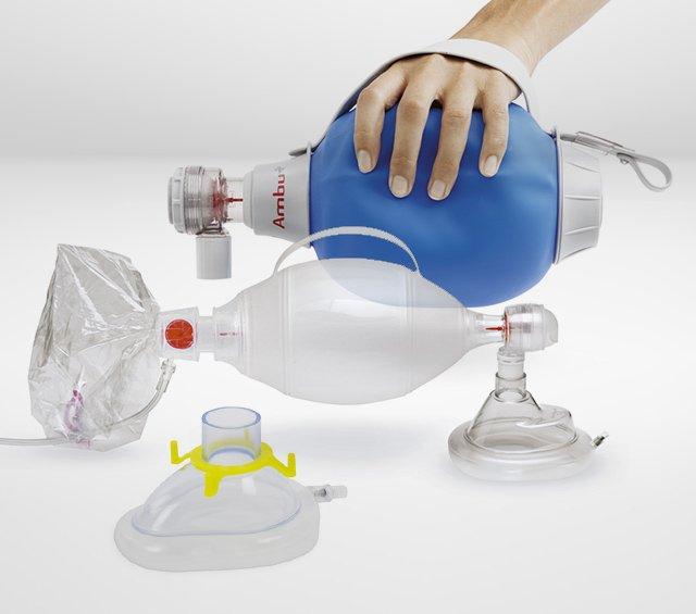 Resuscitators & Ambu Bags