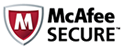 CERTIFIED MCAFEE SECURE SITE