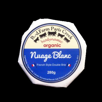 B-d Farm Nuage Blanc 280g (WA)