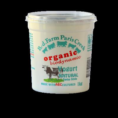 B-d Farm Yoghurt Swiss 1kg
