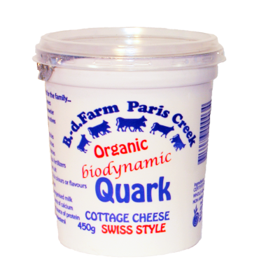 B-d Farm Quark Swiss 450g