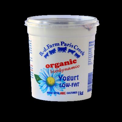 B-d Farm Yoghurt Low Fat 1kg