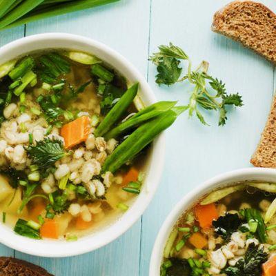 Soups & Stock
