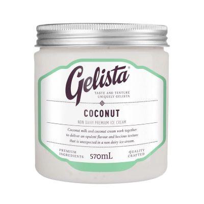 Gelista Non Dairy Coconut 570ml