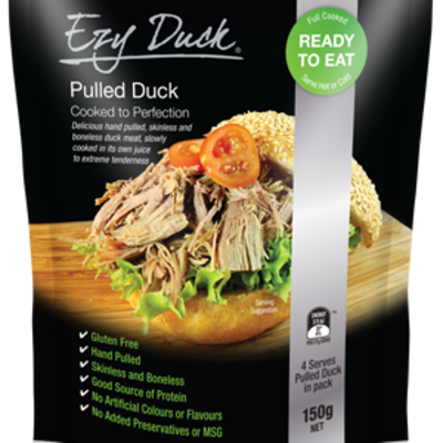 Ezy Duck Pulled Meat 500g