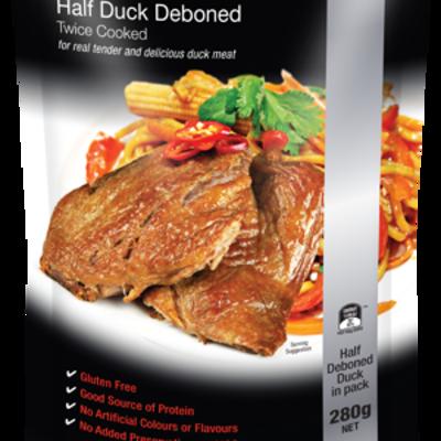 Ezy Duck Duck Half Twice Cooked 280g