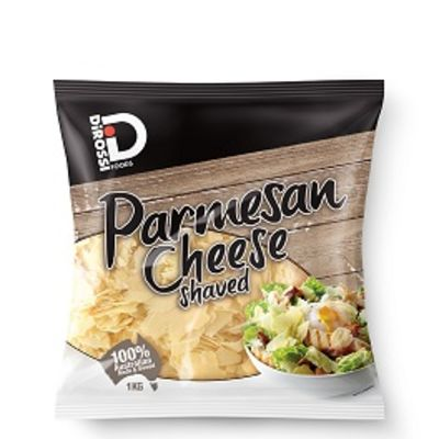 DiRossi Parmesan Shaved 1kg (WA & QLD)