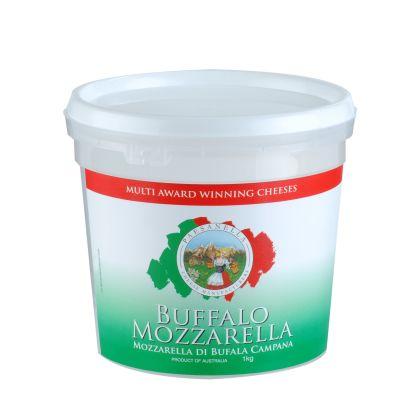 Paesanella Buffalo Mozzarella 1kg