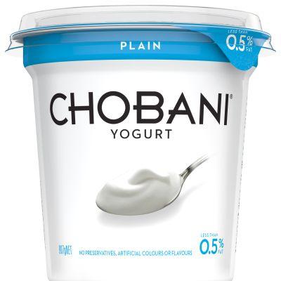 Chobani Plain Yoghurt 907g