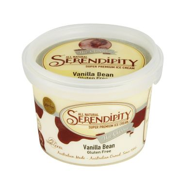 Serendipity Icecream Vanilla Bean 130ml