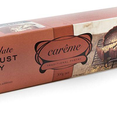 Carême Chocolate Pastry 300g