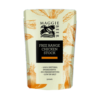 Maggie Beer Chicken Stock 500ml (WA & QLD)