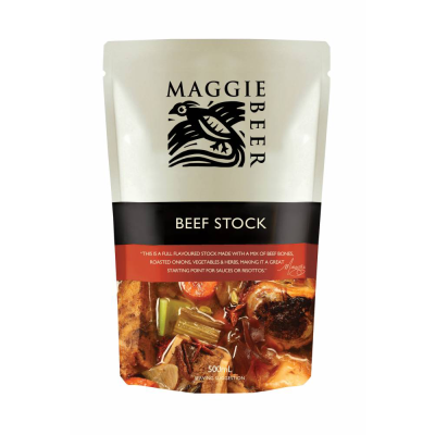 Maggie Beer Beef Stock 500ml (WA & QLD)