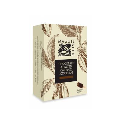 Maggie Beer Icecream Sticks Choc Salted Caramel 300ml (WA & QLD)