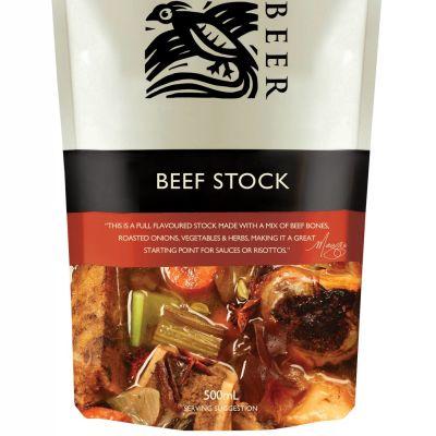 Maggie Beer Beef Stock 500ml