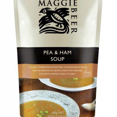 Maggie Beer Pea & Ham Soup 500g