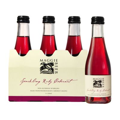 Maggie Beer Non Alcohol Sparkling Ruby Cabernet 200ml
