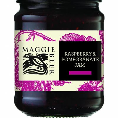 Maggie Beer Raspberry & Pomegranate Jam 285g