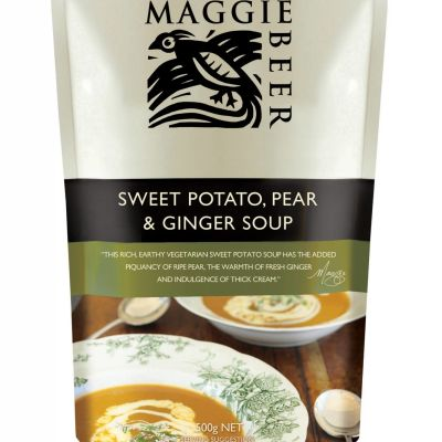 Maggie Beer Sweet Potato Pear & Ginger Soup 500ml