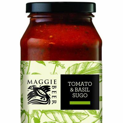 Maggie Beer Basil Sugo 500g