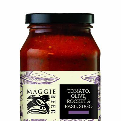 Maggie Beer Tomato Olive Rocket Sugo 500g