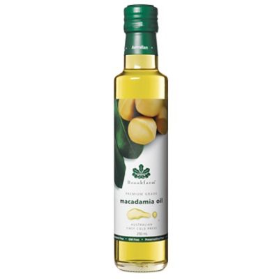 Brookfarm Macadamia Oil Natural 250ml