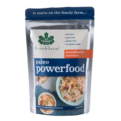 Brookfarm Paleo Powerfood 330g