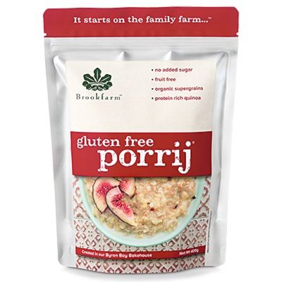 Brookfarm Gluten Free Porrij 400g